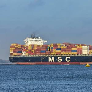 MSC Sees Hydrogen, Biofuels in Future Fuel Mix