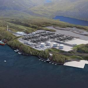 ExxonMobil Drops USD 25 bln Canadian LNG Project