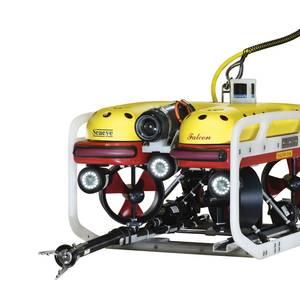 Saab Seaeye's Falcon ROV Gets a Boost