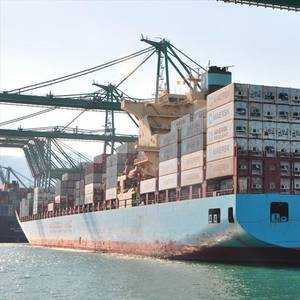 Overboard Containership Crewmember Missing in the Port of Savannah
