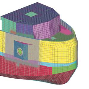 Finite Element Strength Analysis for ATB Load Box