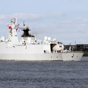 China Mulls Hormuz Naval Escort Role