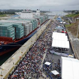 Panama: Canal Operating normally; no ships detained