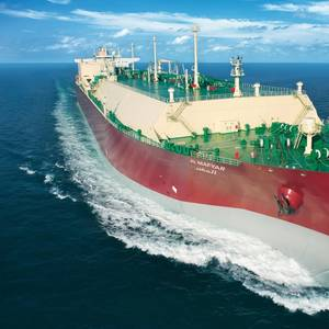 Lithuania Receives First U.S. LNG Cargo