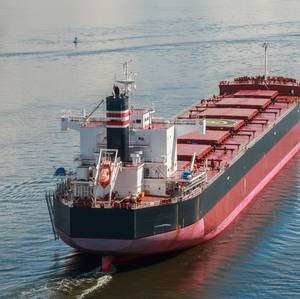 Panamax, Supramax Rates Drag Baltic Index