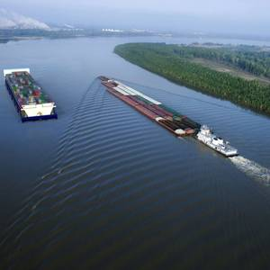Inland Container on Vessel Logistics Advance