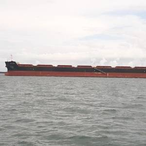 Port Hedland Sept Iron Ore liftings to China Dip