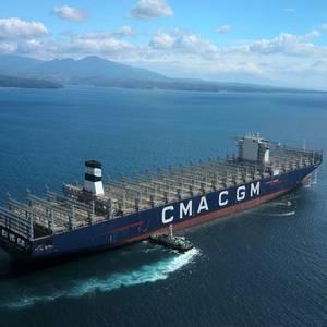 CMA CGM Upbeat Despite China-U.S. spat
