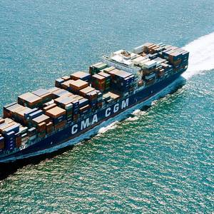 CMA CGM Orders 10 Boxships from China