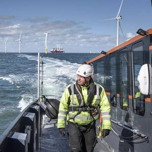 European Oil Majors Enter U.S. Offshore Wind Markets