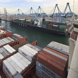 Baltic Exchange Developing Container Shipping Index