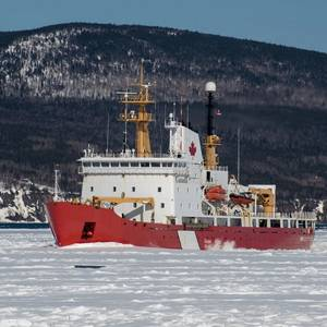 Canada to Build Six Coast Guard Icebreakers