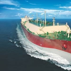 Shell Diverts U.S. LNG Cargo to Dubai
