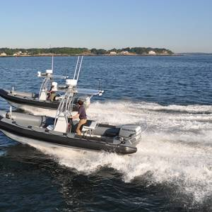 RIBCRAFT Inks USN 11-Meter RIB Contract