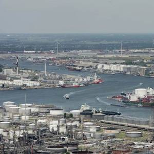 Antwerp Port in Full Sustainable Transition