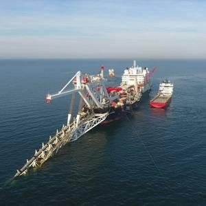 Allseas Suspends Nord Stream 2 Work