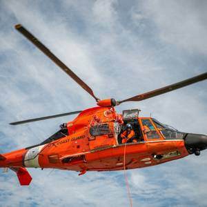Helicopter Missing in the US Gulf