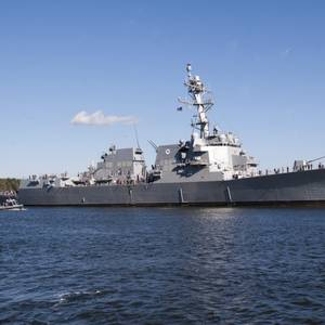 Bath Iron Works Begins Building Next US Navy Destroyer