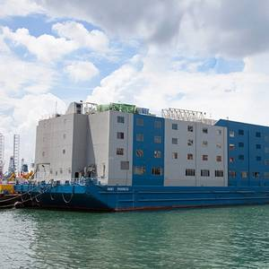 Singapore Readies 'Floating Hotels' for Workers as Coronavirus Spreads