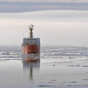 Canadian Shipyards Partner to Bid for Polar Icebreaker Build