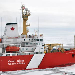 Canada Promises Two Arctic Icebreakers