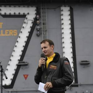 Navy Won't Reinstate Coronavirus-hit Carrier Captain