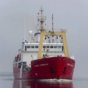 CCGS Edward Cornwallis Life Extension Contract Awarded