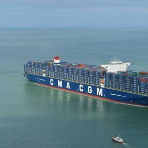 CMA CGM Expects Volumes to Remain Strong in 2018