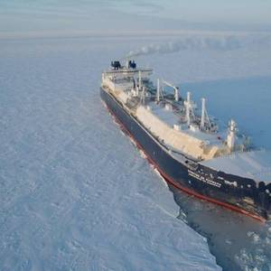 World's First Ice-breaking LNG Carrier Christened