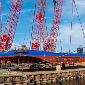 US Shipyards Support $42.4 Billion in GDP