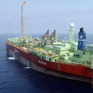 Shipments Resume from Pemex FPSO After Collision