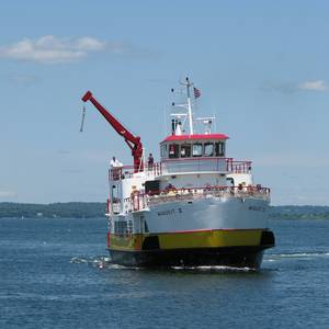 New Plan Pledges Ferry Safety Lead