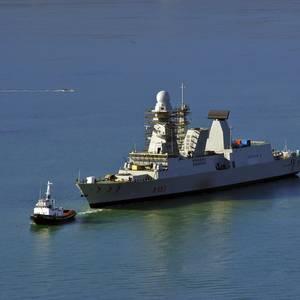 France-Italy Naval Shipbuilding Deal Still Being Examined