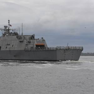 Fincantieri to Build LCS 31