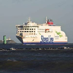 Stena Line Says Role in UK Vaccine Delivery Going Well