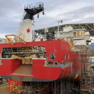 Canada Plans $11.7 Bln Coast Guard Overhaul
