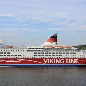 Ferry Carrying Around 300 People Runs Aground in Finland