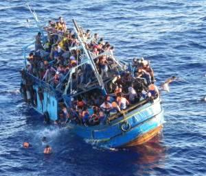Mediterranean Three Times More Deadly Than 2015