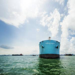 First of 10 New LR2 Tankers Delivered to Maersk
