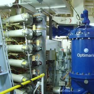 Optimarin Completes IMO G8 and USCG Test Program