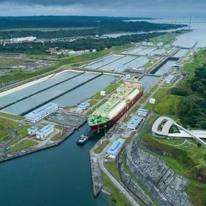 LNG Carrier Bottleneck at Panama Canal Could Last Until March