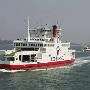 Red Funnel Gains DNV GL COVID-19 Statement of Compliance