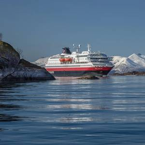 Rotten Fish to Help Power Hurtigruten Cruise Ships