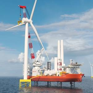 Eneti Orders $330M Wind Turbine Installation Vessel. Eyes U.S. Offshore Wind Market, Too