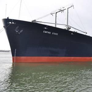 SUNY Maritime Training Ship Sent to Puerto Rico