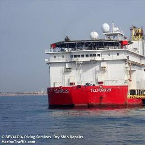 Offshore Accommodation Unit Attacked in Mexico. Crew Member Injured