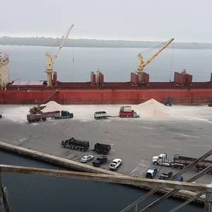 COVID-19 Weighs on Great Lakes-Seaway Shipping