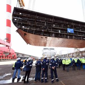 Delivery of World's Largest Cruise Ship Delayed Due to COVID-19