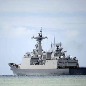 South Korea Sends Team to Tackle Coronavirus on Anti-piracy Ship