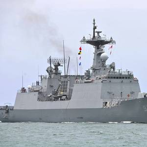 Covid-19 on S. Korea's Anti-piracy Ship Off Africa: Over 80% of Crew Test Positive